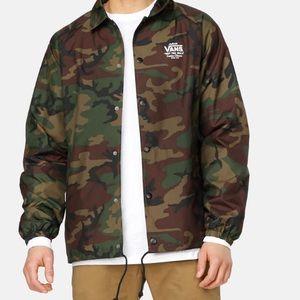 Camo VANS Jacket